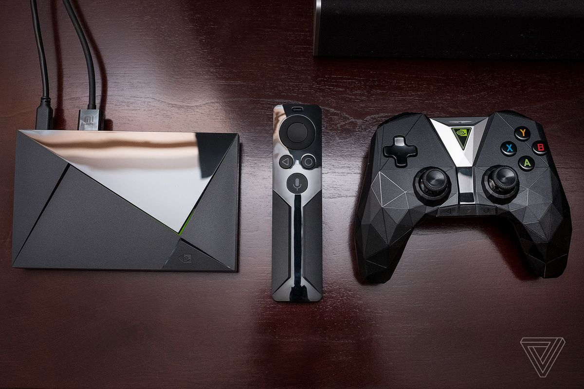 New Nvidia Shield TV box shows up at FCC - The Verge