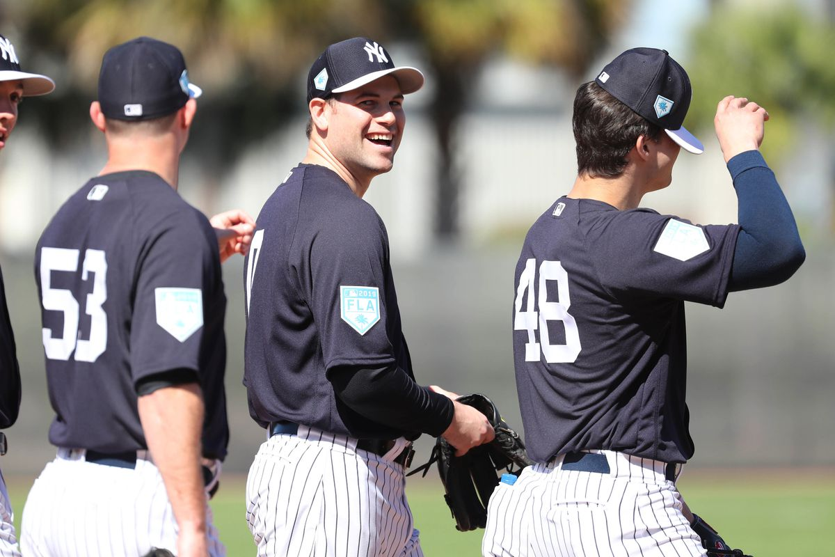5597b1cbfa8 Yankees spring training  2019 broadcast schedule - Pinstripe Alley