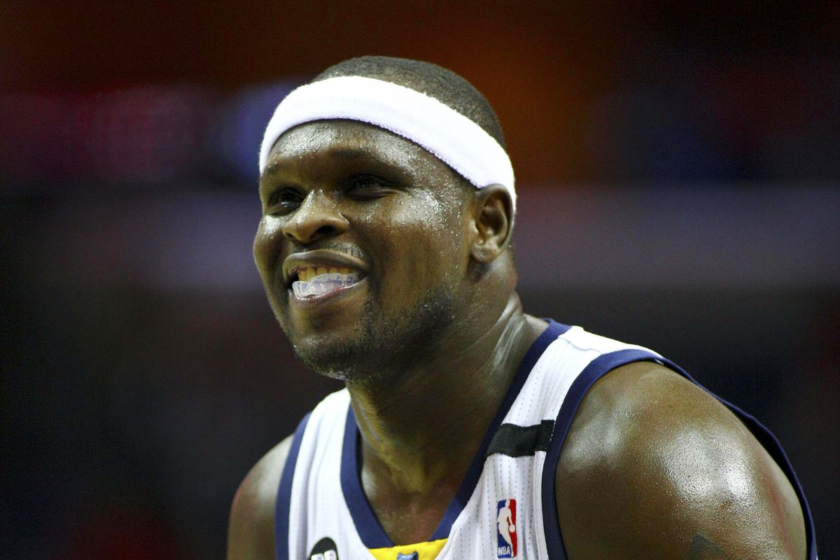 Only a 4-game win streak could put a smile on Z-Bo's face