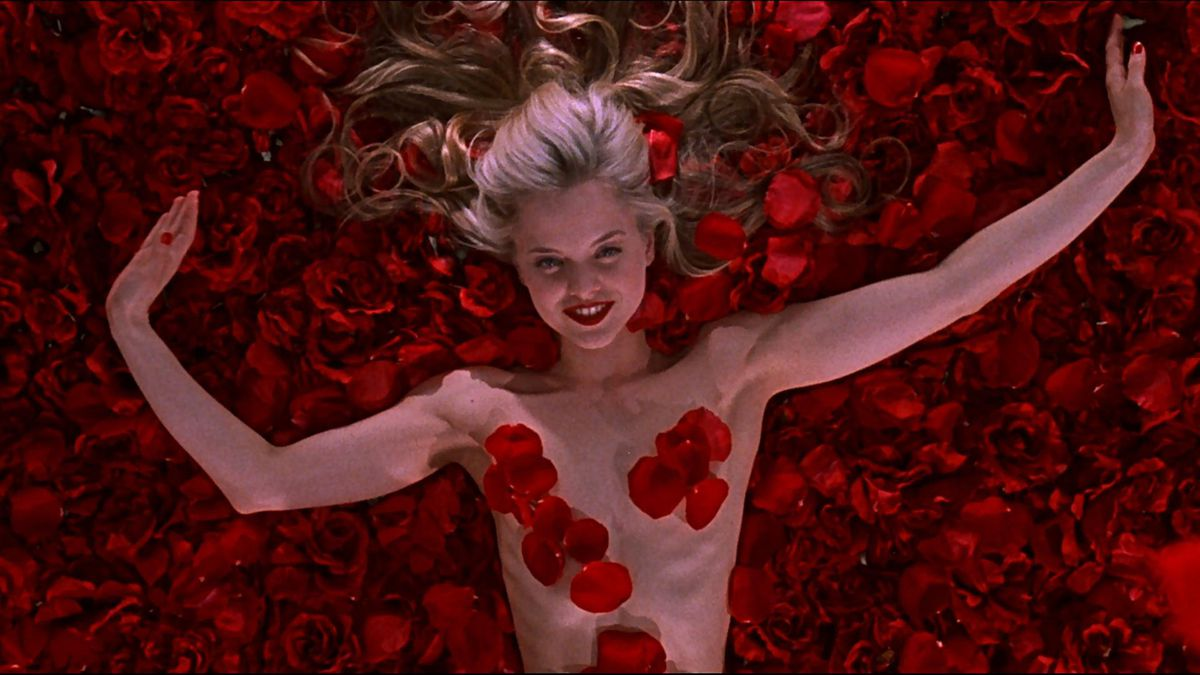 American Beauty eventually won Best Picture.