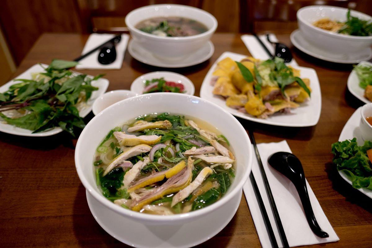 Two New Pho Restaurants Debut In Asiatown Eater Houston