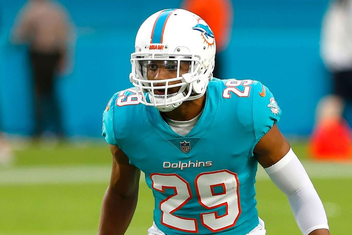 promo code a188e 80272 Tale of the tape: Dolphins' rookie Minkah Fitzpatrick looks ...