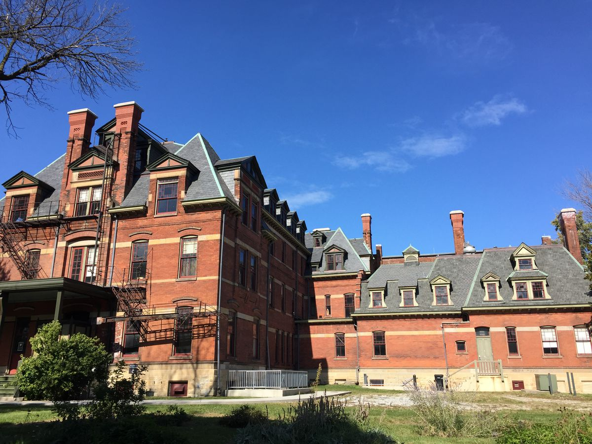 Pullman National Monument in Chicago