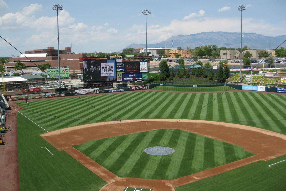 Rockies Switch Triple A Affiliation To Albuquerque