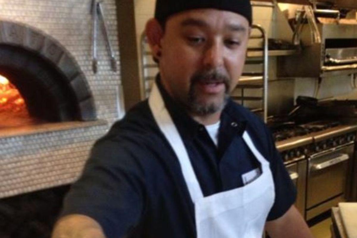 Chef Mike Potowski of Benjy's on Washington