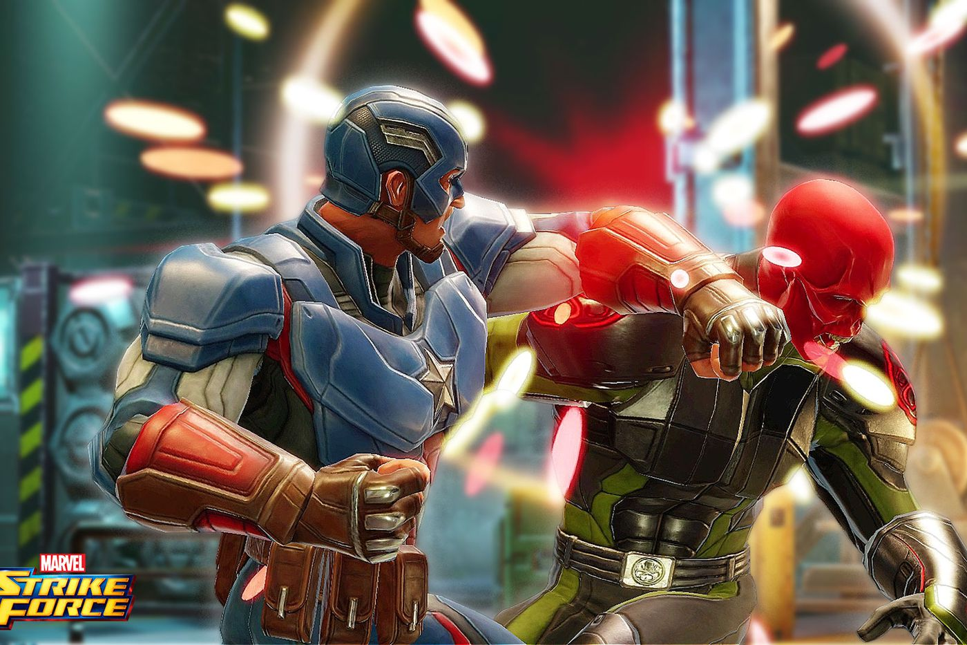 Marvel Strike Force influencer rockets to the top of the