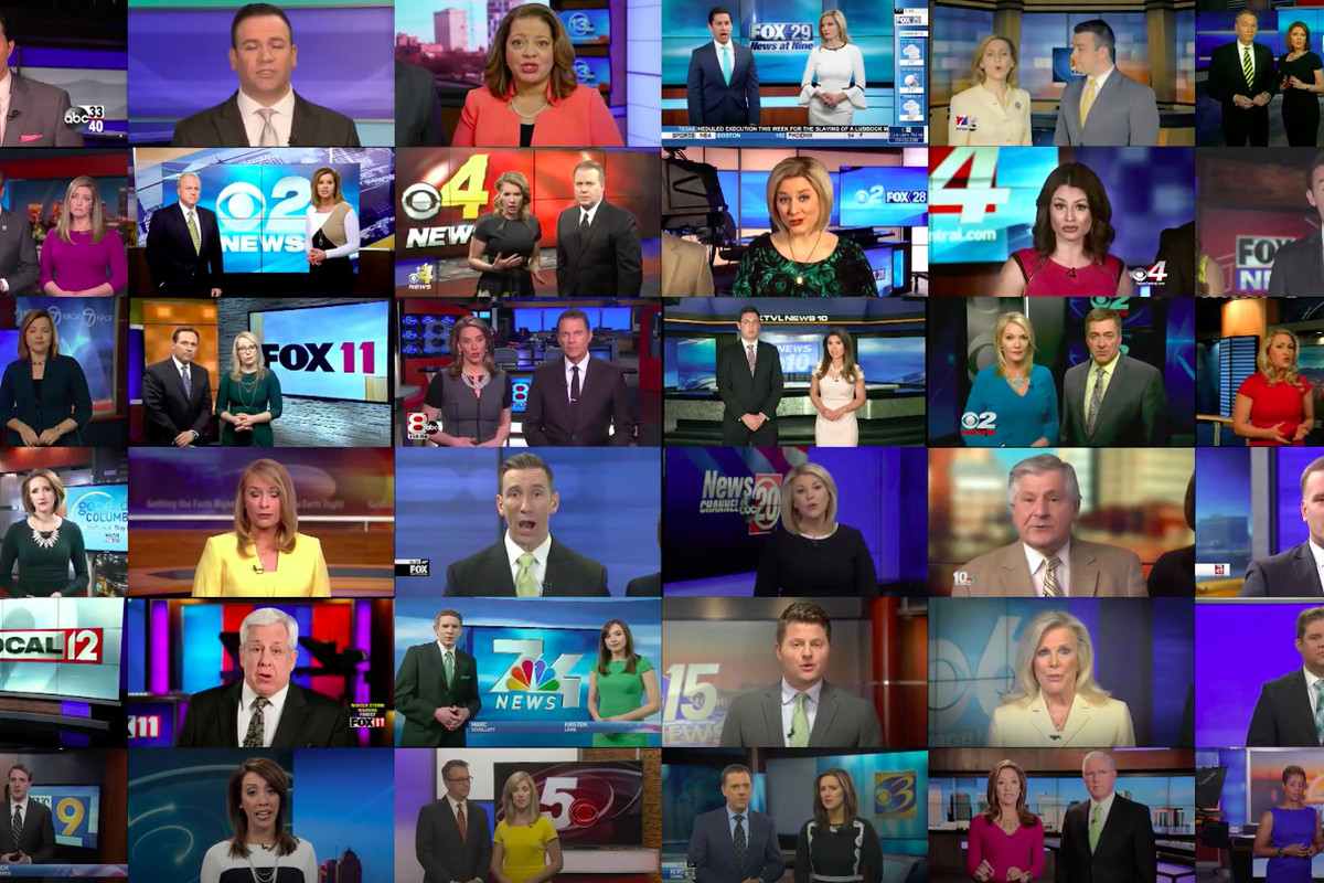 Sinclair News: we're journalists at a Sinclair news station