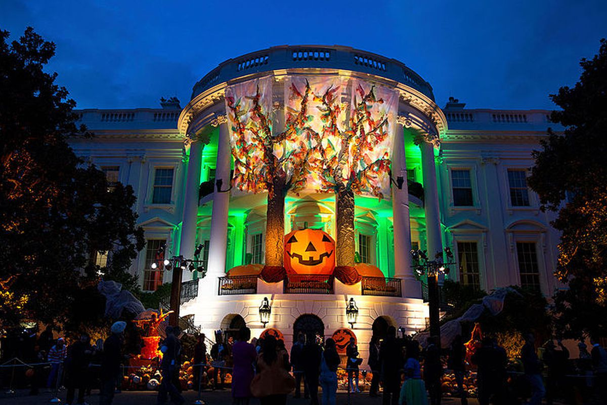 Halloween In Washington D C Curbed Dc
