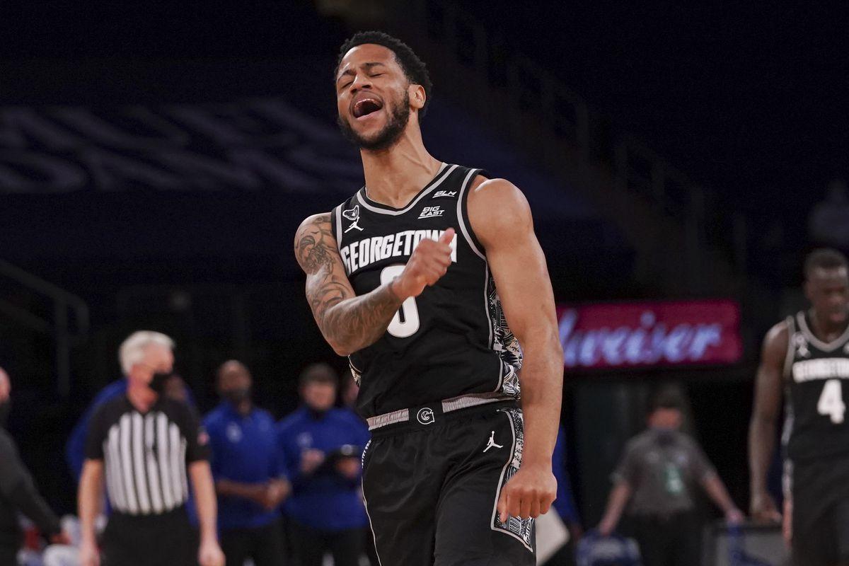 Big East Men's Basketball Tournament Semifinal-Georgetown v Seton Hall