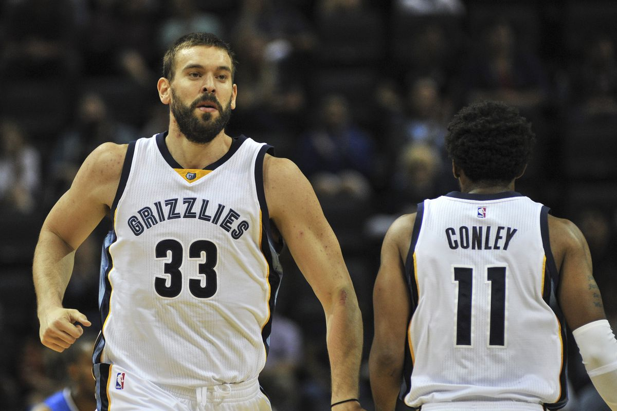 Memphis Grizzlies Roster Rankings The Top Five