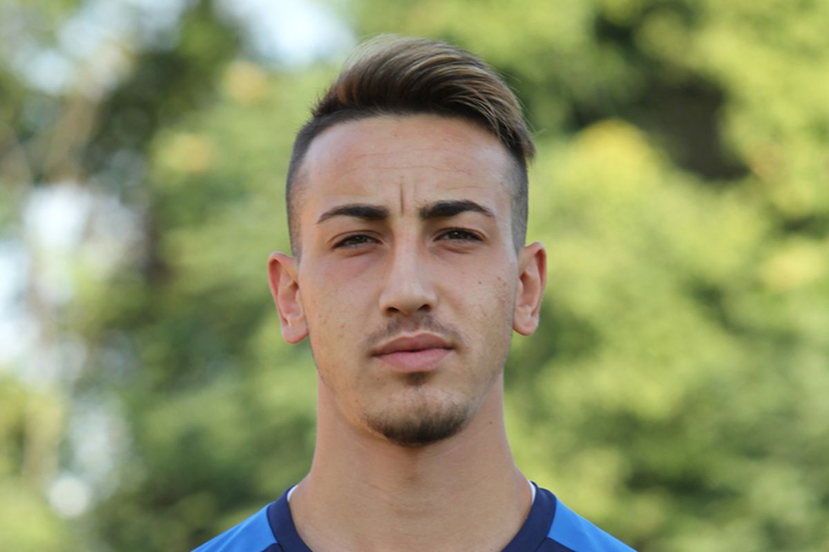 Italy U20 Training Session