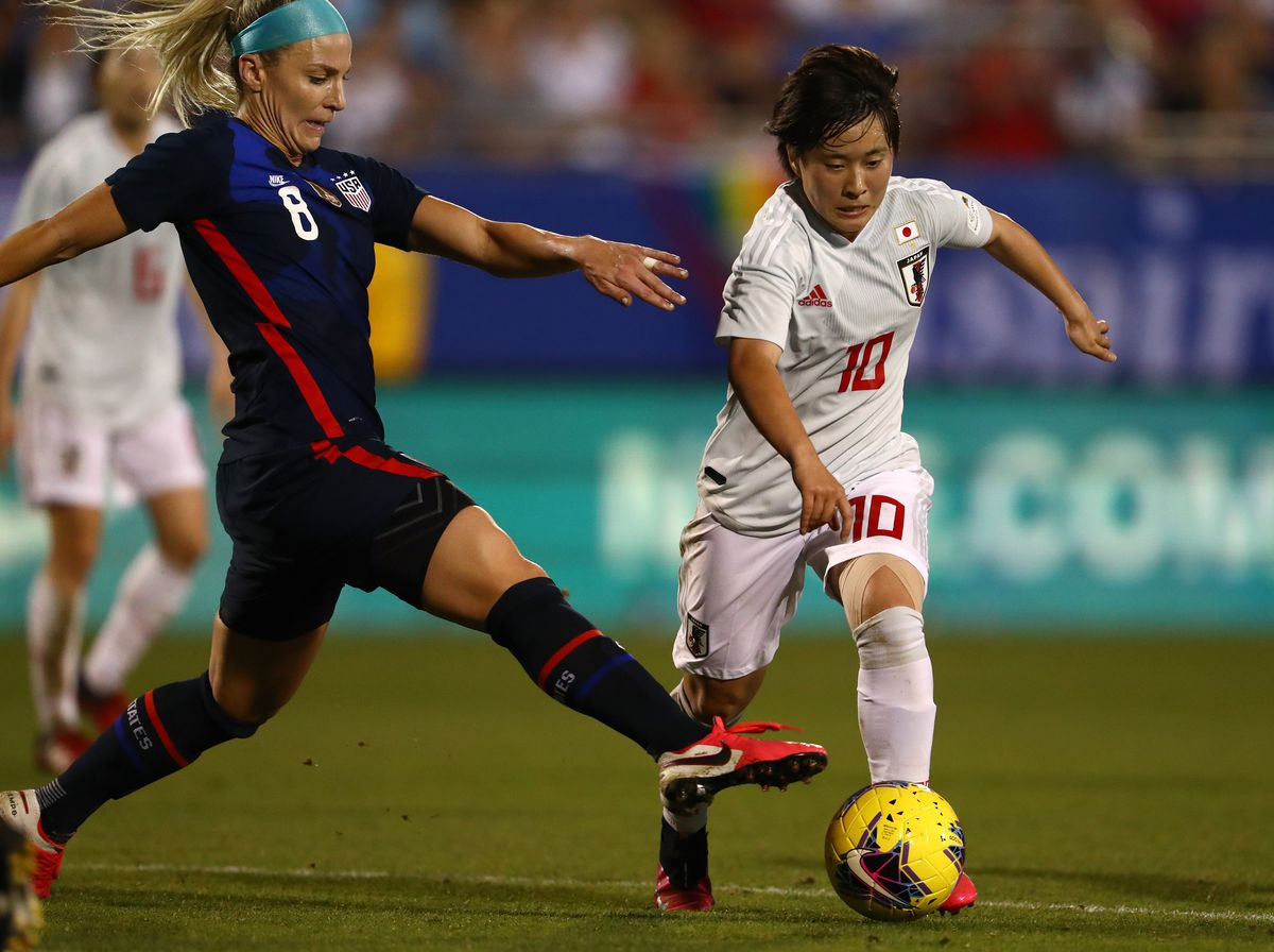 Soccer: She Believes Cup Women's Soccer-Japan vs United States