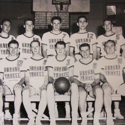 """Mormon Yankees in 1956. They were a team of LDS missionaries. """"Spirit of the Game"""" is a movie at the Park City International Film Festival about the missionaries and their success."""