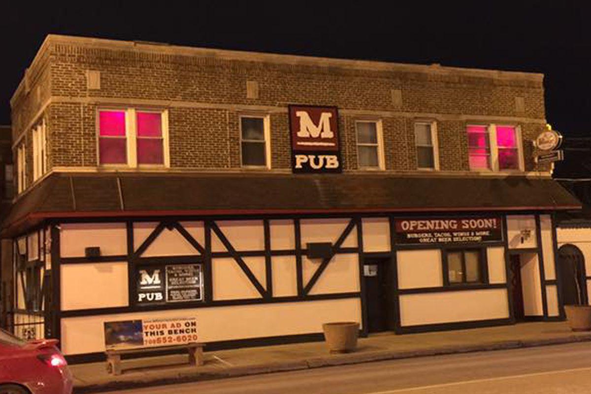 M Pub