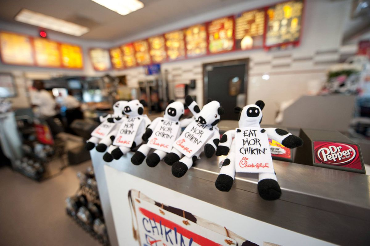 A Fourth And Fifth Chick Fil A Are On The Way Eater Vegas