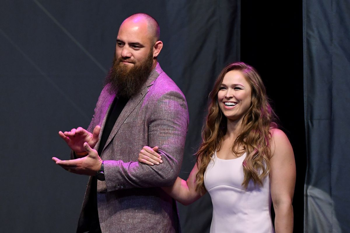 Travis Browne, who is married to Ronda Rousey, defended the UFC's low fighter pay