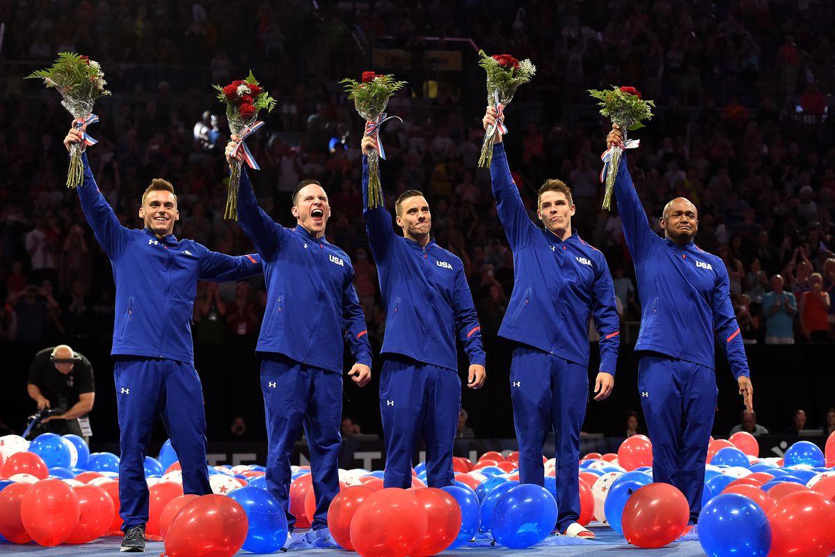 Olympic trials 2016, men's gymnastic results: Sam Mikulak ...