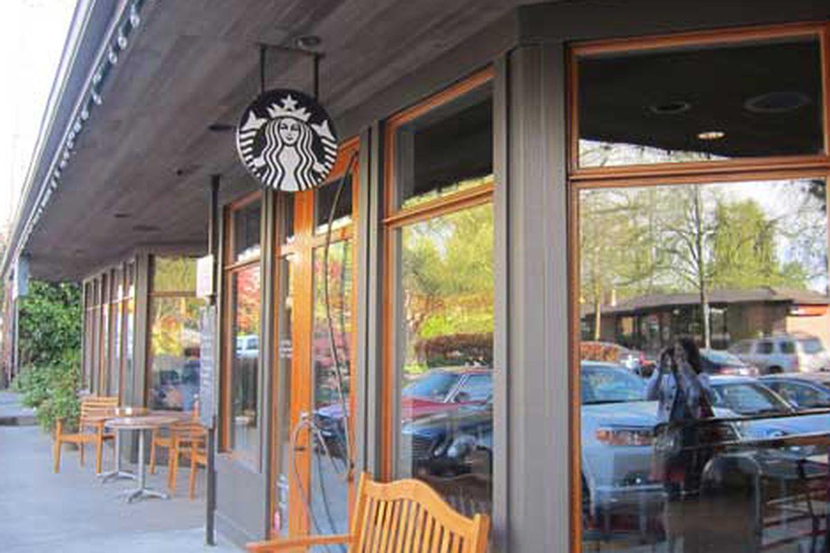 Madison Park Starbucks