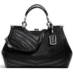<b>Madison Carrie in Stitched Zebra</a>, $698