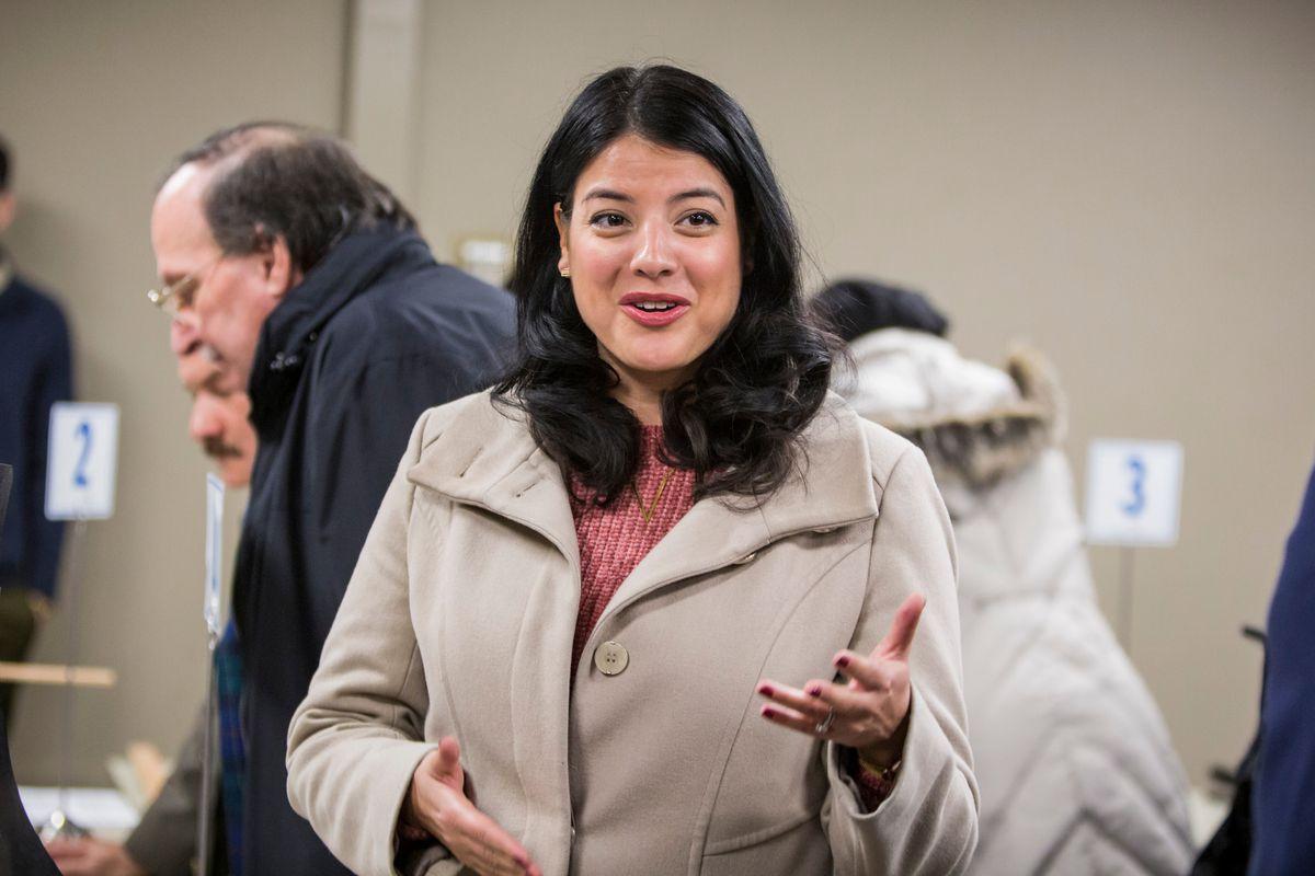 Chicago City Clerk Anna Valencia is gearing up for a Democratic primary run for Illinois Secretary of State.