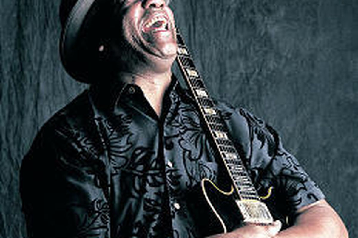 W.C. Clark is one of the performers at the Blues and Brews Festival.