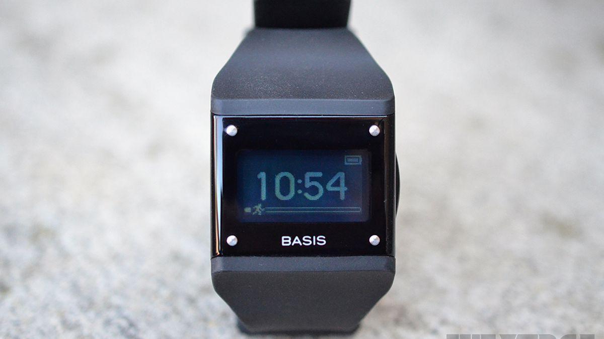 Basis B1 fitness band