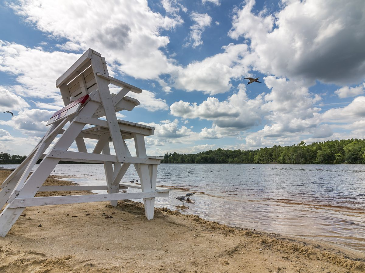 13 refreshing swimming lakes and rivers near Philly - Curbed Philly