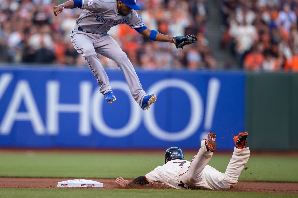 MLB: OCT 25 World Series - Royals at Giants - Game 4