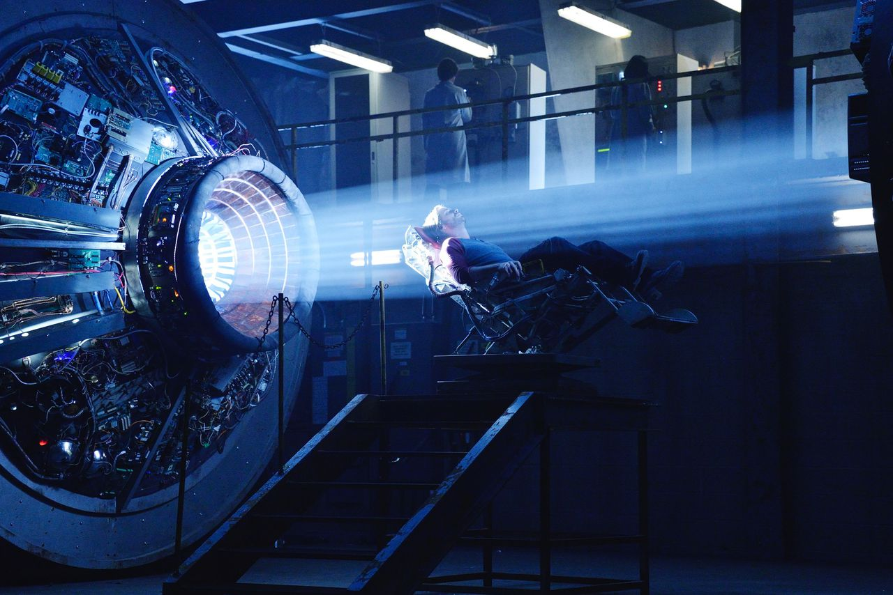 Syfy's 12 Monkeys is nothing like Terry Gilliam's film — and