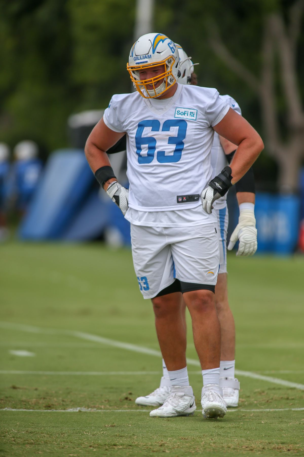 NFL: AUG 31 Chargers Training Camp