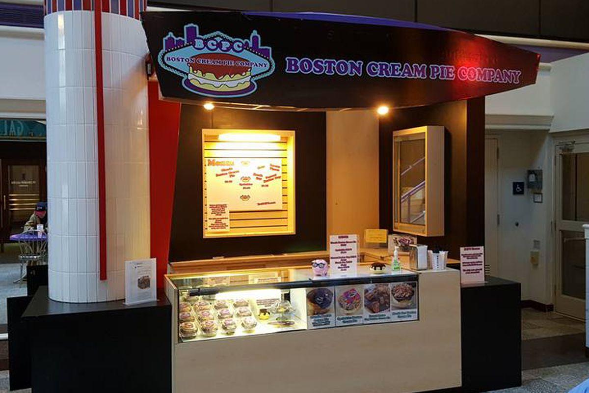 Boston Cream Pie Company at Longwood Galleria