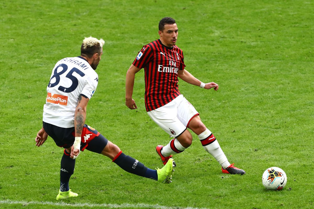 ACMilan Player Ratings: Genoa 2-1 Milan - The AC Milan Offside
