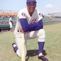 That incredible smile, also from spring training 1968
