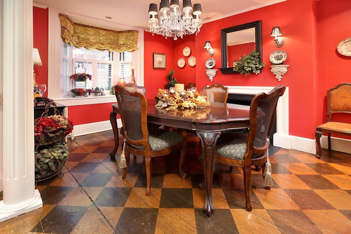 Beacon Hill townhouse with six fireplaces on sale for $2M ...