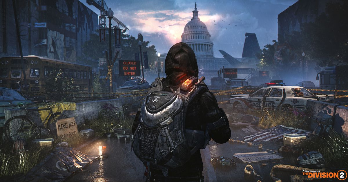 The Division 2's 'Codename Nightmare' event is canceled
