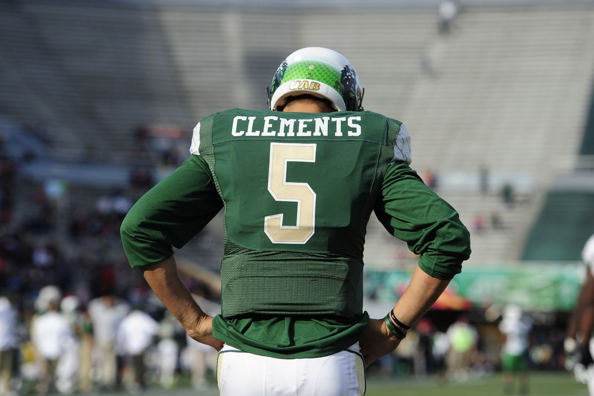 Cody Clements will suit up for South Alabama in 2015.