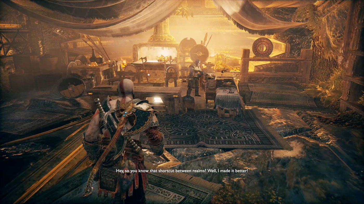 God of War guide: The Sickness walkthrough, collectibles and items