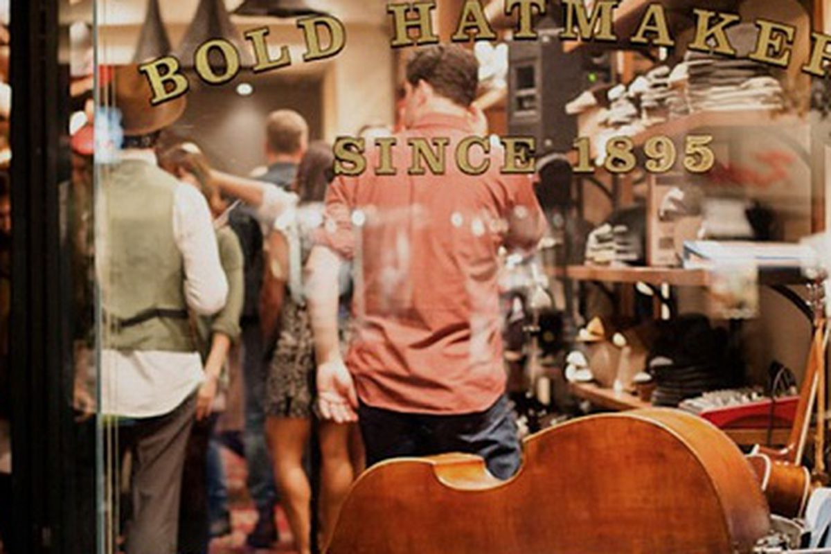 "Image credit: <a href=""http://www.goorin.com/hat-shops"">Goorin Bros.</a>"