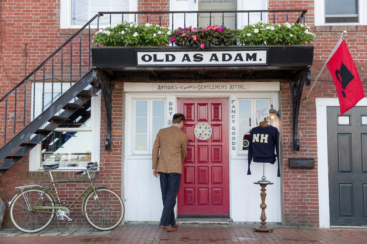 Old as Adam