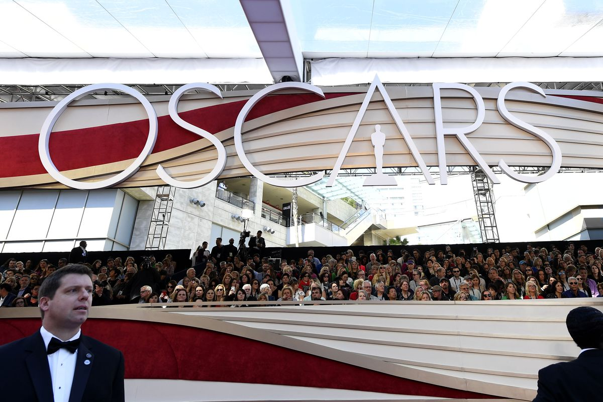 General view of atmosphere on the red carpet at the 91st Annual Academy Awards at Hollywood and Highland on February 24, 2019 in Hollywood, California.