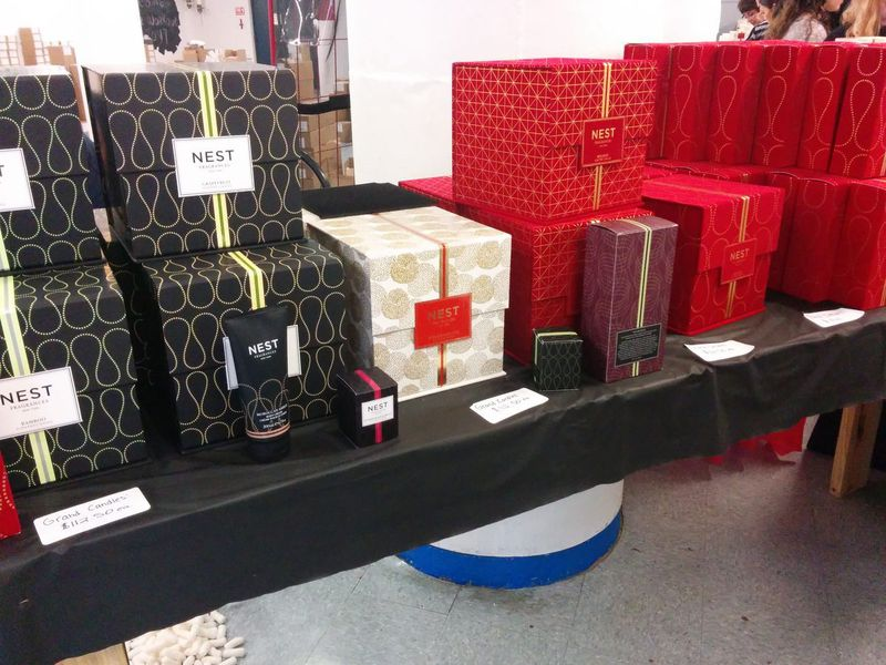 Candles, Candles, and More Candles at NEST - Racked NY