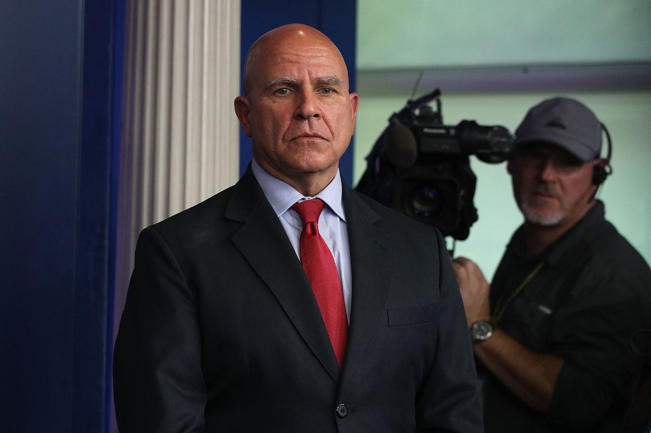 """Of course it was terrorism"": National Security Advisor McMaster on Charlottesville fury"
