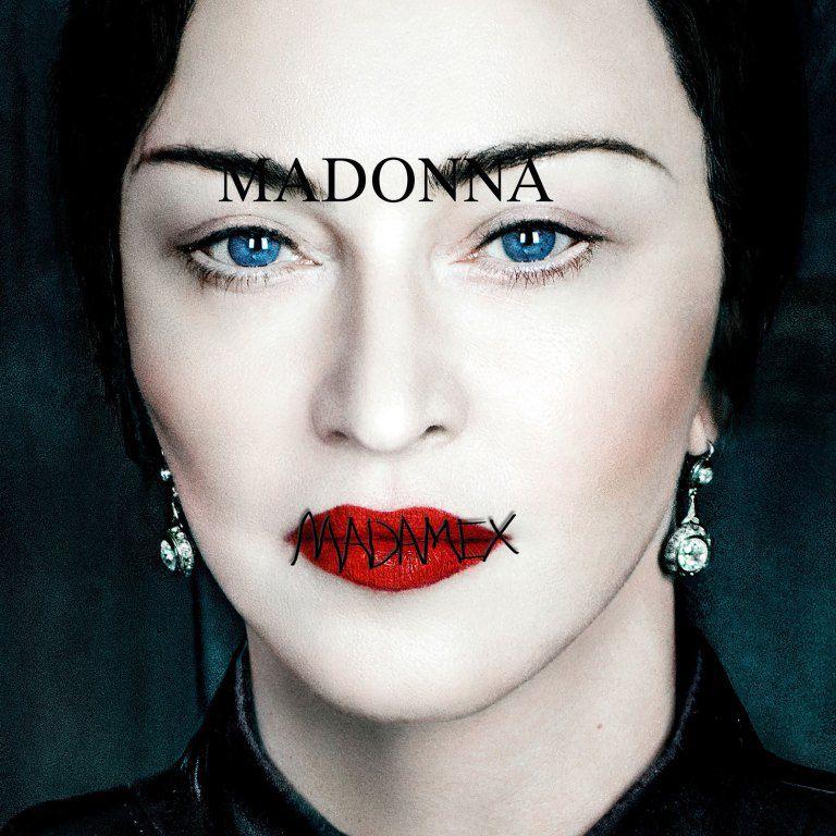 """Madonna """"Madame X"""" album cover."""