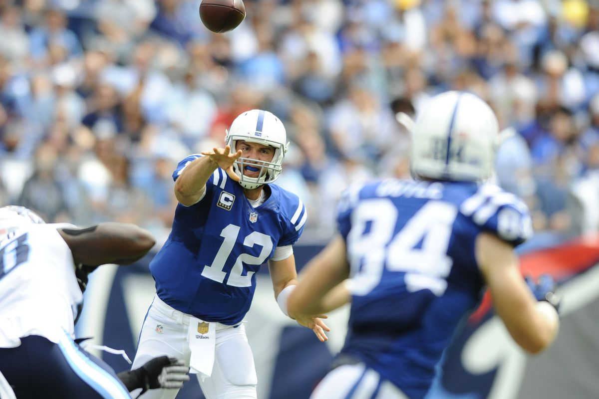 Jerrell Freeman On Andrew Luck Leading Colts To Win Quot In