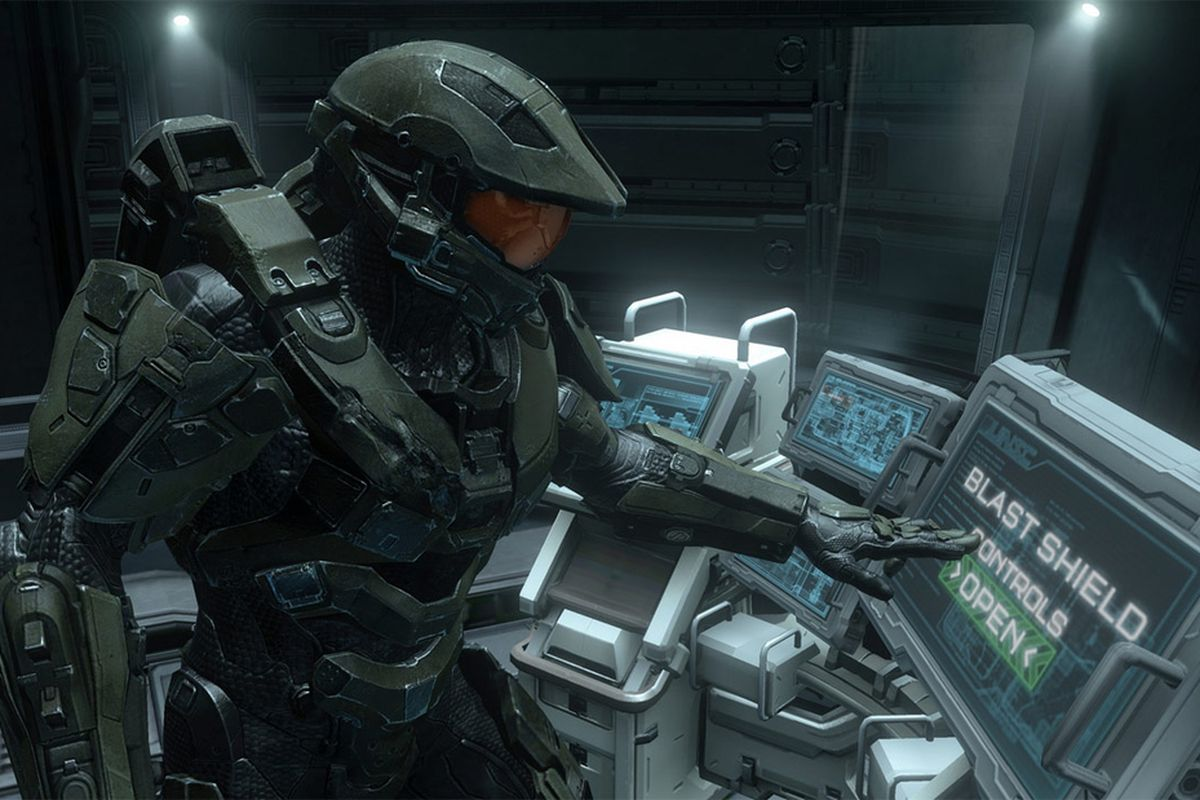 Report Microsoft Shows Halo 4 Running On Pc Windows