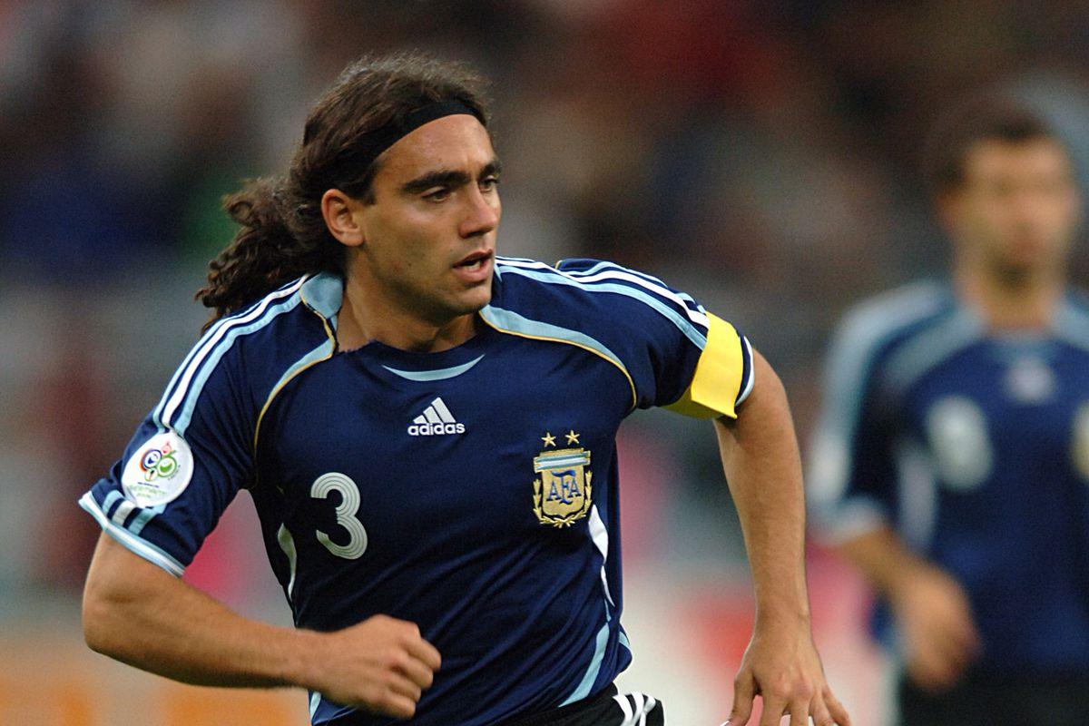Soccer - 2006 FIFA World Cup Germany - Group C - Argentina v Serbia & Montenegro - AufSchalke Arena