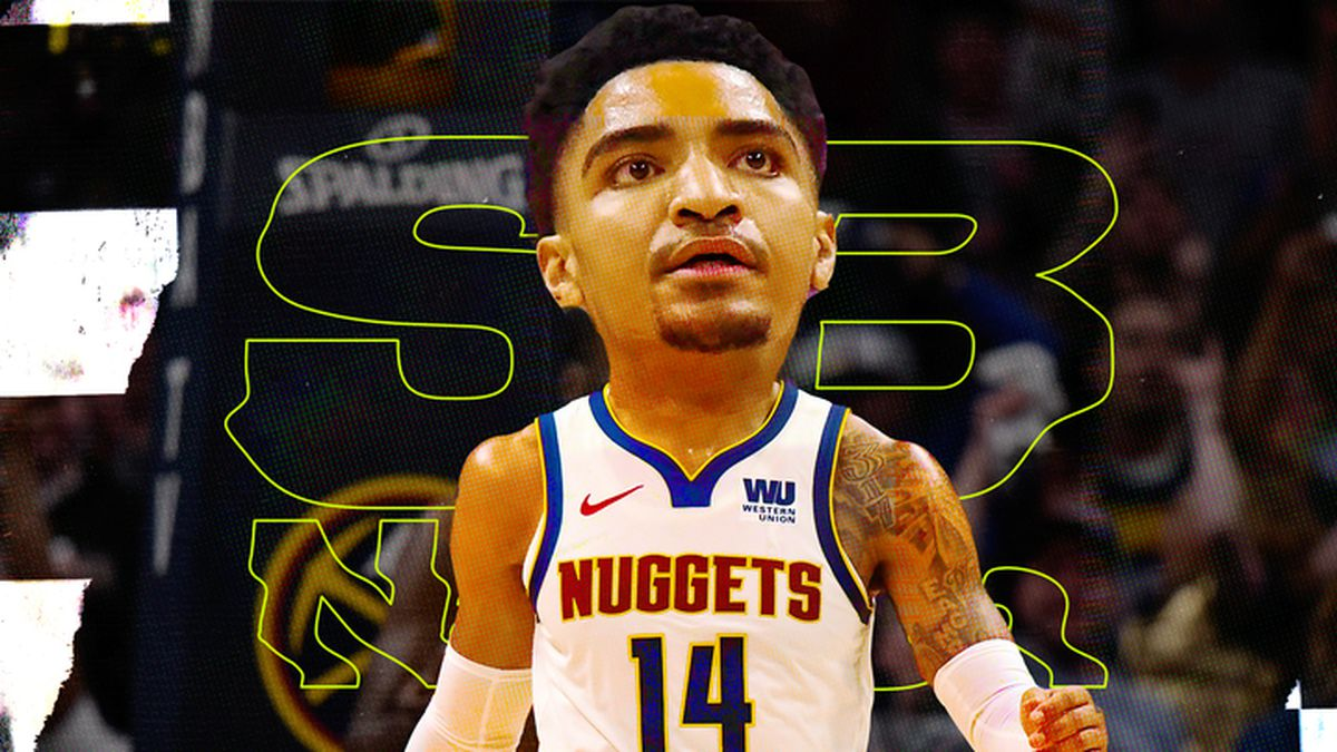 Gary Harris on the Denver Nuggets.
