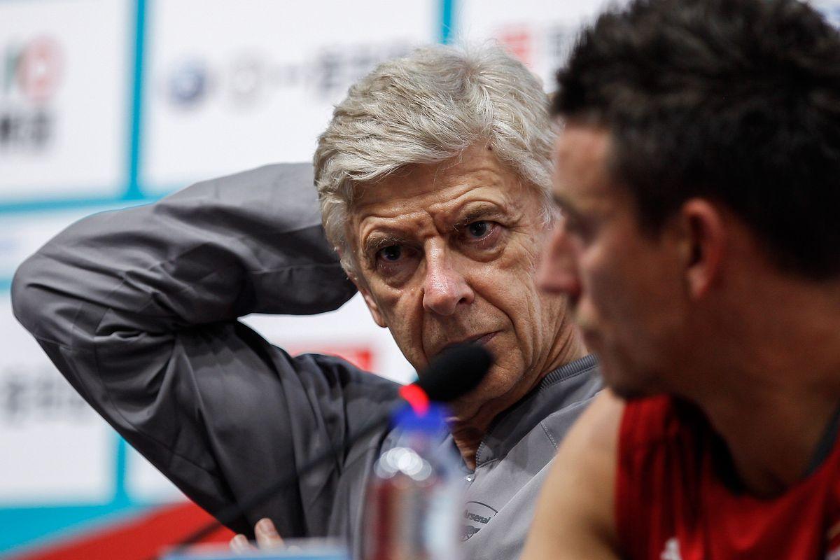 Chelsea v Arsenal - Training & Press Conference