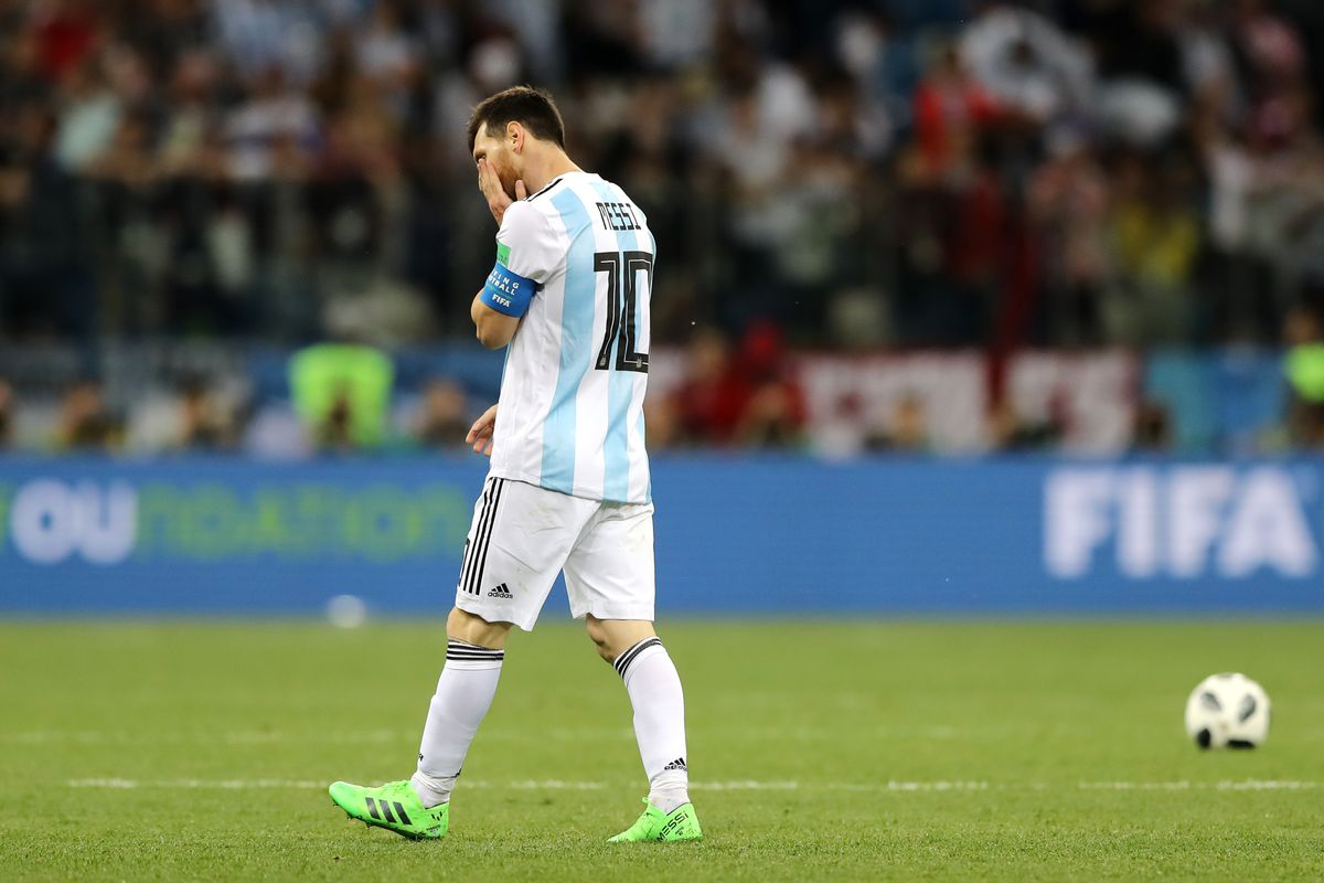 d1ebb294e World Cup 2018: How can Argentina qualify for the knockout round ...