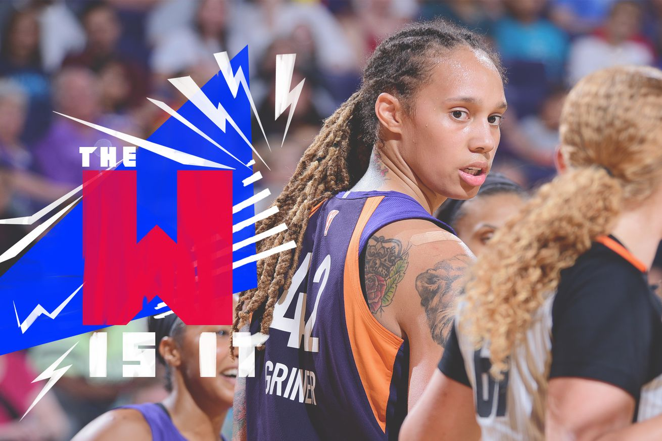 griner w.0 - What the WNBA's biggest brawl of 2019 means for the future of the league